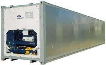 40' рефрижераторный контейнер
